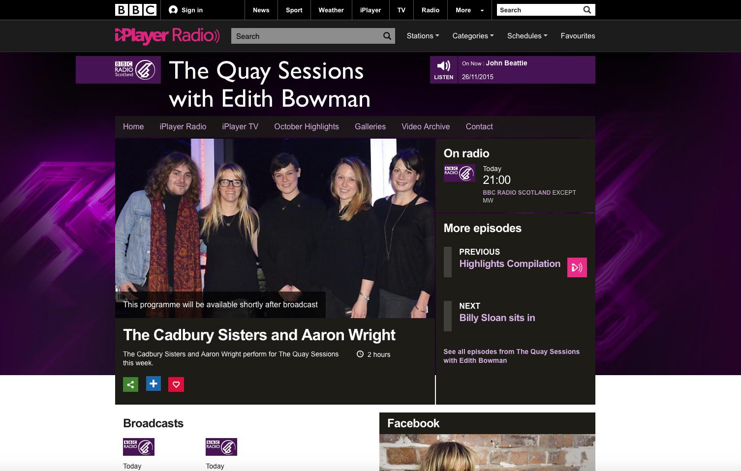 aaron bbc scot