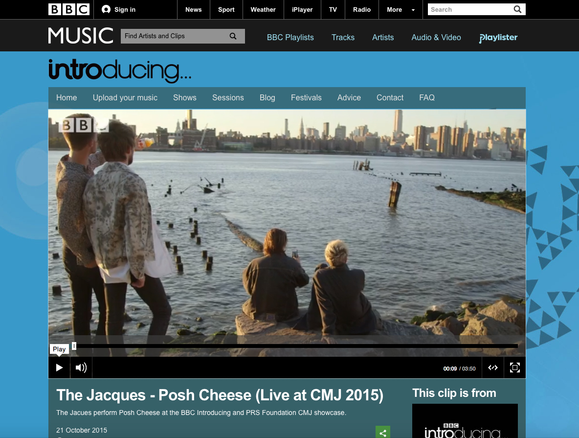 bbcthejacques bbc